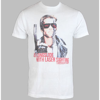 t-shirt film uomo Terminator - Laser - AMERICAN CLASSICS, AMERICAN CLASSICS, Terminator