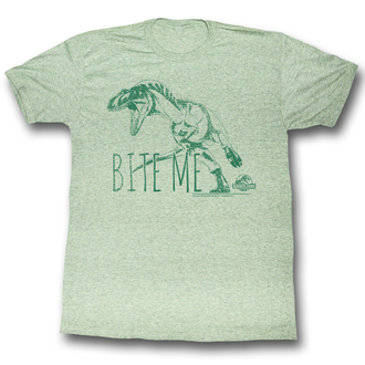 t-shirt film uomo Jurassic Park - Bite - AMERICAN CLASSICS, AMERICAN CLASSICS, Jurassic Park
