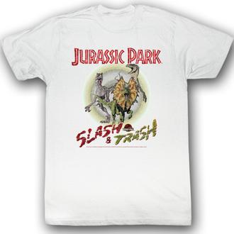 t-shirt film uomo Jurassic Park - Slash&Trash - AMERICAN CLASSICS, AMERICAN CLASSICS, Jurassic Park