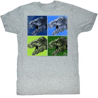 t-shirt film uomo Jurassic Park - Ermuhgerd Grrr - AMERICAN CLASSICS, AMERICAN CLASSICS, Jurassic Park