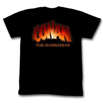 t-shirt film uomo Barbar Conan - New Logo - AMERICAN CLASSICS, AMERICAN CLASSICS, Barbar Conan