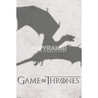 poster Hra o Thrones - Shadow - PYRAMID POSTER, PYRAMID POSTERS