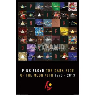 poster Pink Floyd - Buio Side Of The Moon - PYRAMID POSTER, PYRAMID POSTERS, Pink Floyd
