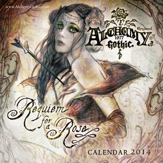 cperlendperrio per pernnuperle 2014 Alchemy - PYRAMID POSTER, ALCHEMY GOTHIC