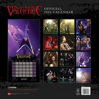 cperlendperrio per pernnuperle 2014 Bullet For My Vperlentine - PYRAMID POSTER, PYRAMID POSTERS, Bullet For my Valentine