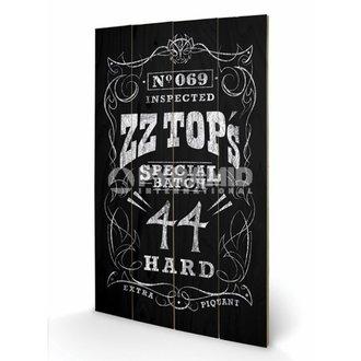 in legno immagine ZZ-Top - Promozioni Batch - PYRAMID POSTER, PYRAMID POSTERS, ZZ-Top