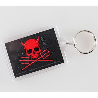 portachiavi (ciondolo) Skullduggery - Devil - PYRAMID POSTER, PYRAMID POSTERS
