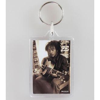 portachiavi (ciondolo) Bob Marley - Sepia - PYRAMID POSTER, PYRAMID POSTERS, Bob Marley