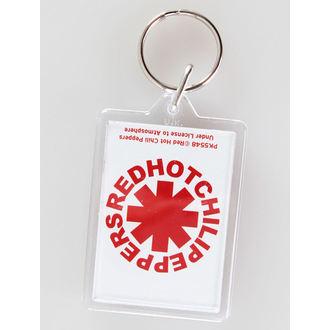 portachiavi (ciondolo) Red Hot Chili Peppers - Logo - PYRAMID POSTER, PYRAMID POSTERS, Red Hot Chili Peppers