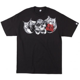 t-shirt street uomo - Deegan Fang - METAL MULISHA, METAL MULISHA