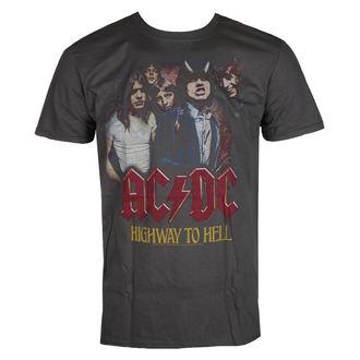 t-shirt metal uomo AC-DC - Vintage Highway - LIVE NATION, LIVE NATION, AC-DC