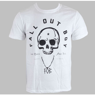 t-shirt metal uomo Fall Out Boy - Headdress - LIVE NATION, LIVE NATION, Fall Out Boy