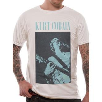 t-shirt metal uomo Nirvana - Nirvana - LIVE NATION, LIVE NATION, Nirvana