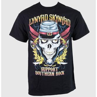 t-shirt metal uomo Lynyrd Skynyrd - Support Southern - LIVE NATION, LIVE NATION, Lynyrd Skynyrd