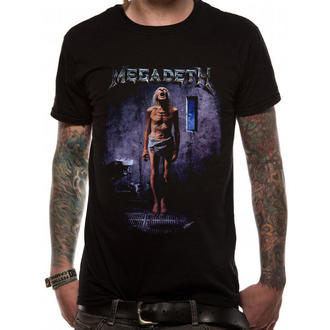 t-shirt metal uomo Megadeth - COUNTDOWN TO EXTINCTION - PLASTIC HEAD, PLASTIC HEAD, Megadeth