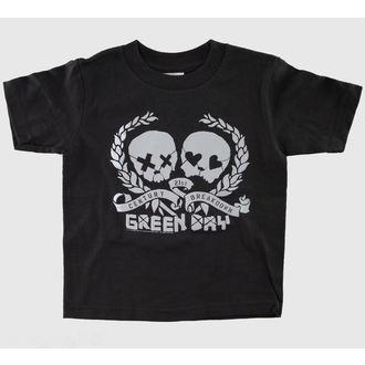 t-shirt metal bambino Green Day - Blk - BRAVADO, BRAVADO, Green Day
