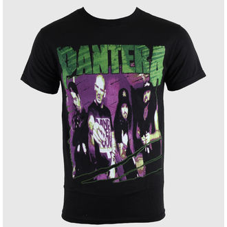 t-shirt metal uomo Pantera - Group Sketch - BRAVADO, BRAVADO, Pantera