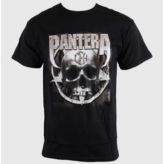 t-shirt metal uomo Pantera - Metal Skull - BRAVADO, BRAVADO, Pantera