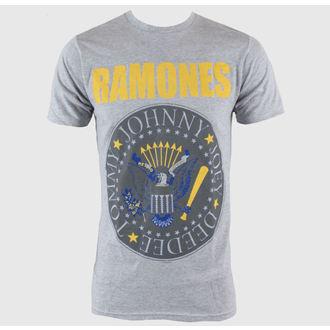t-shirt metal uomo Ramones - Y&B Seal - BRAVADO, BRAVADO, Ramones