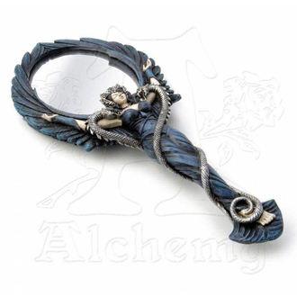specchio Alechemy Gothic - Nero Angel Hand Mirror, ALCHEMY GOTHIC