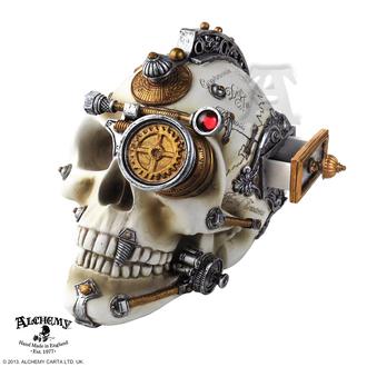 accessori Alchemy Gothic - Erasmus Darwin Steam-Cerebrum Skull, ALCHEMY GOTHIC