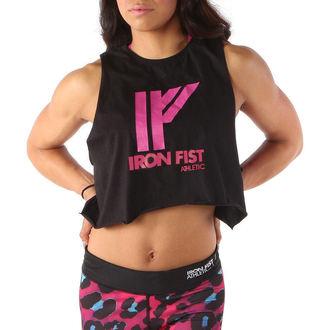 top donna IRON FIST - ATHLETIC - Robo Reattivo, IRON FIST