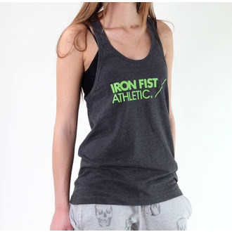 top donna IRON FIST - ATHLETIC - Cranio Reattivo, IRON FIST
