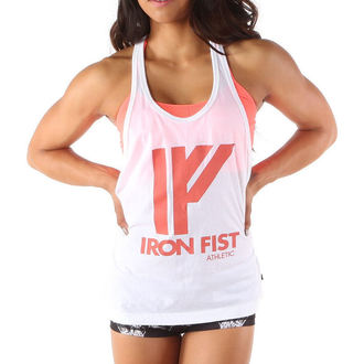 top donna IRON FIST - ATHLETIC - Giungla Warrior, IRON FIST