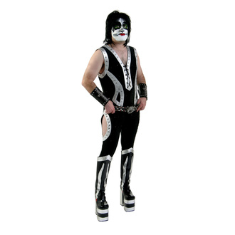giacca primaverile / autunnale donna Kiss - Authentic Catman Rock The Nation Costume