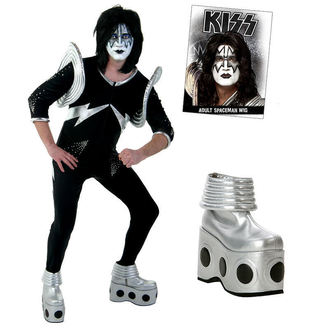 giacca primaverile / autunnale donna Kiss - Authentic Spaceman Rock The Nation Costume