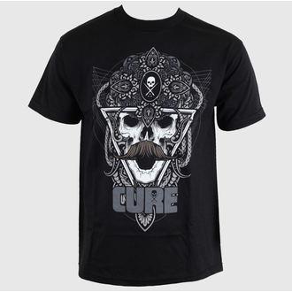 t-shirt hardcore uomo - Cure Movember - SULLEN, SULLEN