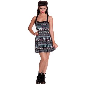 vestito donna HELL BUNNY - Inca Mini, HELL BUNNY