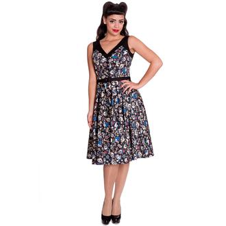 vestito donna HELL BUNNY - Rock On 50´s, HELL BUNNY