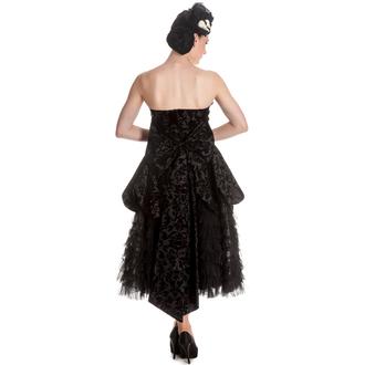 vestito donna HELL BUNNY - Lavintage - Nero