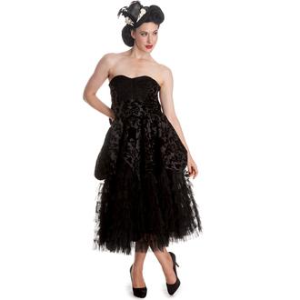 vestito donna HELL BUNNY - Lavintage - Nero, HELL BUNNY