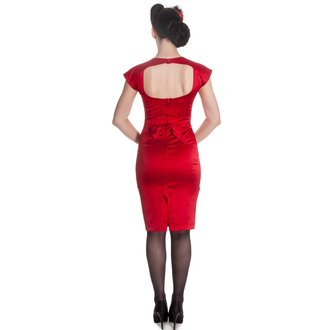 vestito donna HELL BUNNY - Angie - Red, HELL BUNNY