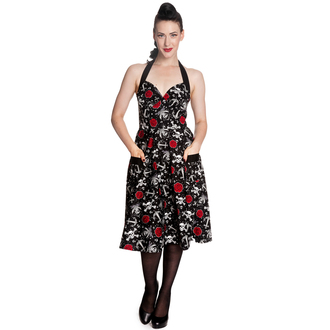 vestito donna HELL BUNNY - Carrello Marinaio, HELL BUNNY