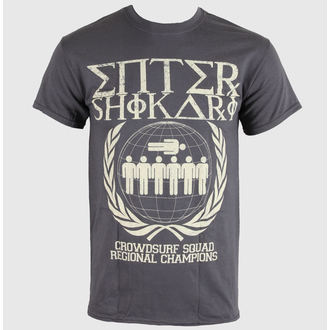 t-shirt metal uomo Enter Shikari - Crowd Surfing - LIVE NATION, LIVE NATION, Enter Shikari