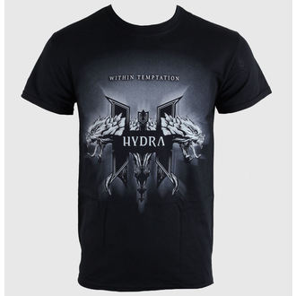 t-shirt metal uomo Within Temptation - Hydra Grey - LIVE NATION, LIVE NATION, Within Temptation
