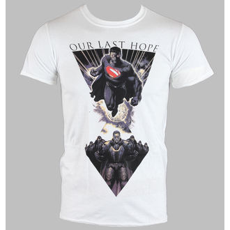 t-shirt film uomo Superman - Last Hope - LIVE NATION, LIVE NATION