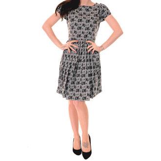 vestire le donne 3RDAND56th - Pieghettato carlino - Grigio argento, 3RDAND56th
