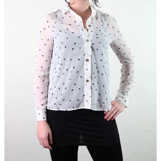 camicia donna VANS - Effie - White, VANS