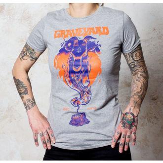t-shirt metal donna Graveyard - Satan - Buckaneer, Buckaneer, Graveyard
