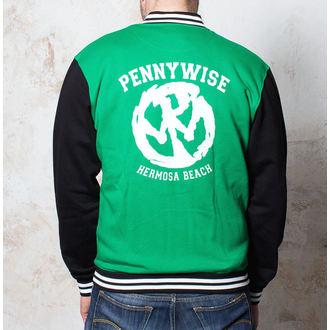 felpa senza cappuccio uomo Pennywise - Logo - Buckaneer, Buckaneer, Pennywise