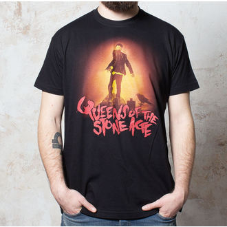 t-shirt metal uomo Queens of the Stone Age - Jump - Buckaneer, Buckaneer, Queens of the Stone Age