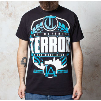 t-shirt metal uomo Terror - Most High - Buckaneer, Buckaneer, Terror