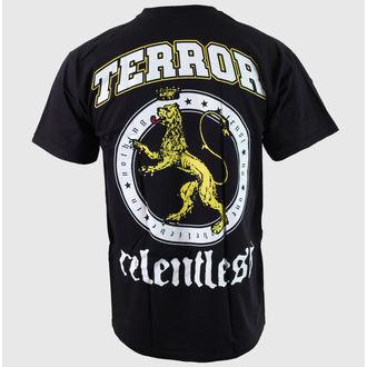 t-shirt metal uomo Terror - Relentless - Buckaneer, Buckaneer, Terror