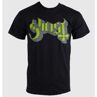 t-shirt metal uomo Ghost - Keyline Logo - ROCK OFF, ROCK OFF, Ghost