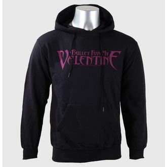 felpa con capuccio uomo Bullet For my Valentine - Logo - BRAVADO EU, BRAVADO EU, Bullet For my Valentine