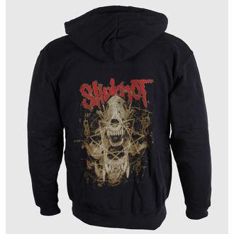 felpa uomo Slipknot - Skull Denti - Nr - BRAVADO EU, BRAVADO EU, Slipknot